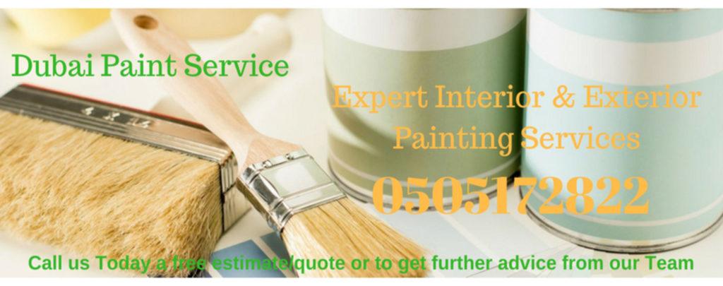 dubai paint service