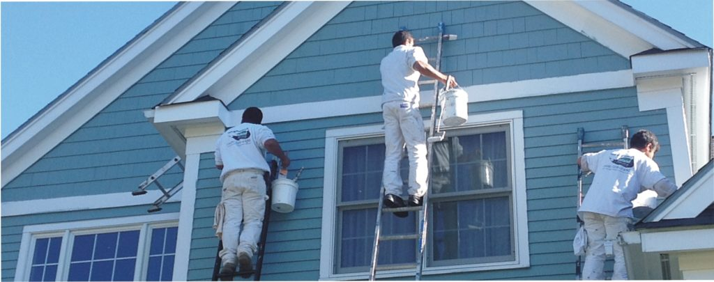 house painting services in downtown