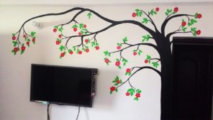wall art painting services